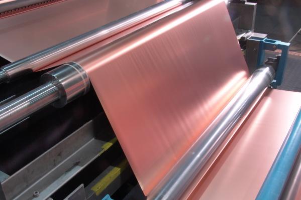 Превращать «воду в фольгу» будут специалисты медеэлектролитного завода