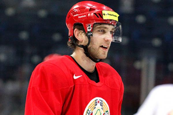 Николай Стасенко выступает за сборную Белоруссии с 2005 года