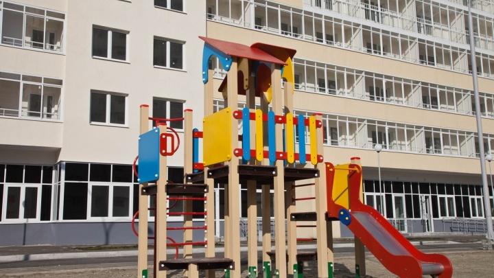 В Екатеринбурге завершается строительство самого масштабного дома города