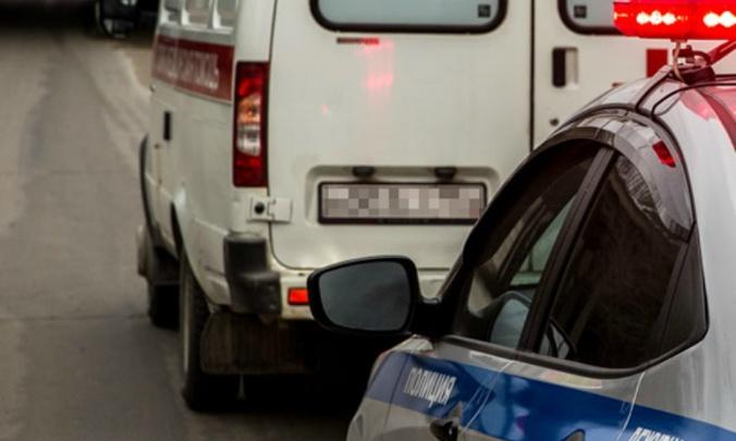 «Тойота Клюгер» вылетела на встречку новосибирской трассы и врезалась в «Хонду»: пострадали двое