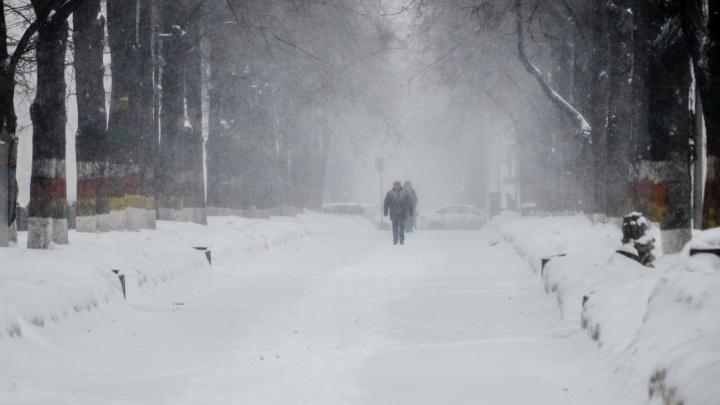 Похолодание и снег: синоптики рассказали о погоде в Перми на выходные