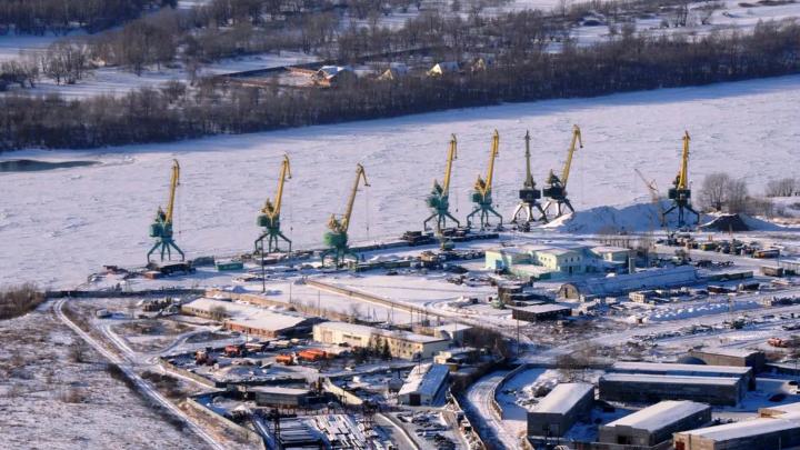300 метров над уровнем Омска: заключительный круг над Нефтяниками и левобережьем