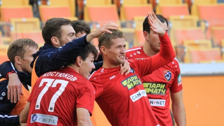 Уфимский страх: «Уфа» вновь проиграла аутсайдеру лиги