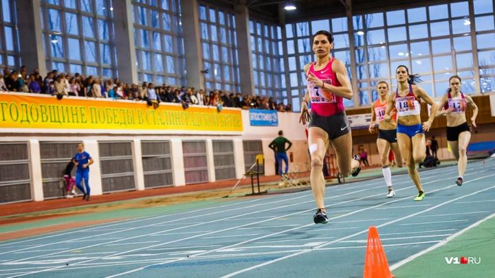 В Волгограде чемпионы мира и Европы поборются за Кубок Сталинграда по лёгкой атлетике