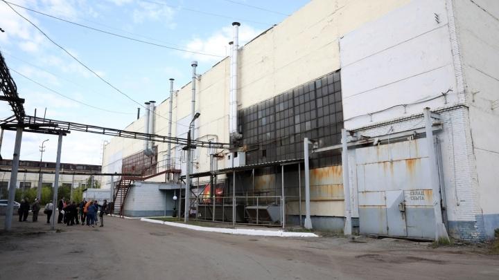 В Кургане восстанавливают производство на площадях обанкроченного завода