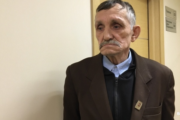 Ветеран намерен добиться оправдательного приговора