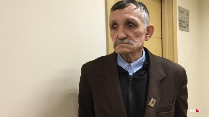Пенсионер из Перми, осужденный за мак на огороде, обратится в Верховный суд России