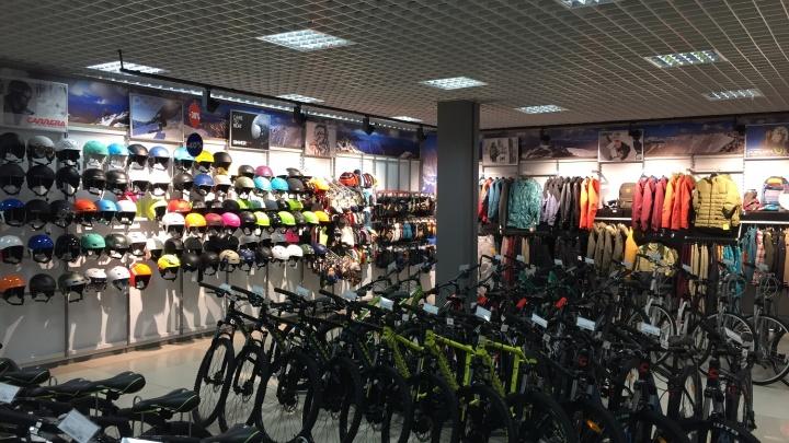 Качественные спортивные товары стали ближе жителям левобережья