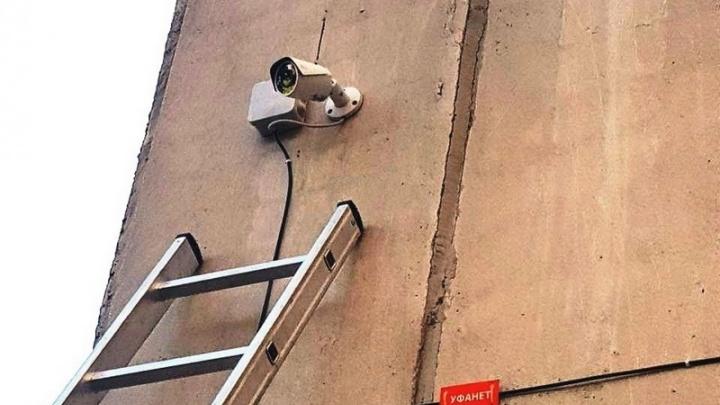 Ирек Ялалов велел увеличить в Уфе число камер