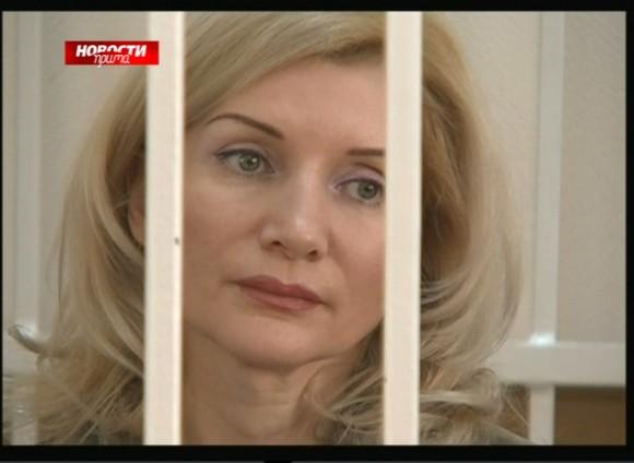 Надежду Маршалкину отпустили под домашний арест