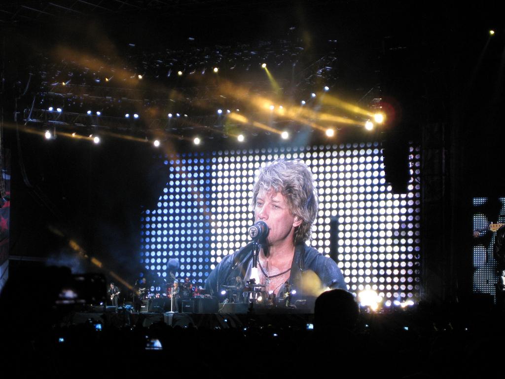 Бессмертные Bon Jovi возвращаются в Россию спустя 30 лет