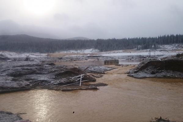 Подготовлены результаты анализы проб воды, взятых в реке Сейба
