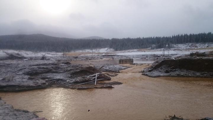 Опубликовано письмо министру экологии края с результатами проб воды из Сейбы