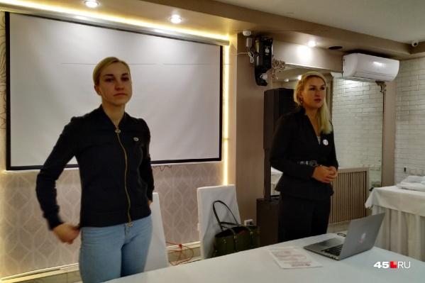 Анастасия Васильева заявила, что произошедшее с ней и Анастасией Тарабриной в Кургане их не испугало, они продолжат борьбу