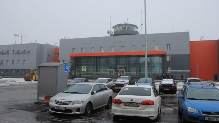 «Избавить от неудобств»: в аэропорту Архангельск заработала новая парковочная система