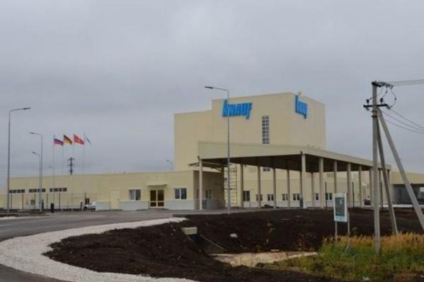 Инвестиции в чапаевский завод составили 1,7 млрд рублей