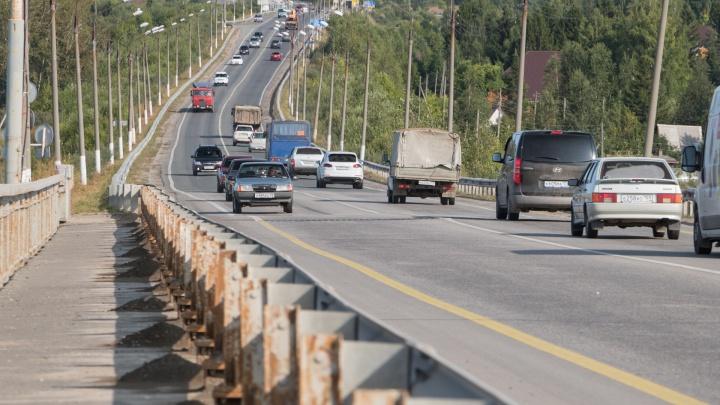 Пробки, до свидания: в Перми завершили ремонт Чусовского моста