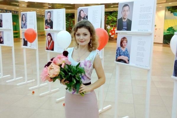 Автор портретов Катерина Скабардина-Столбинская