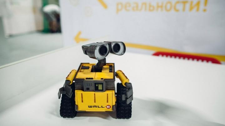 Роботы появятся в центре Екатеринбурга