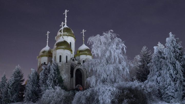 Церковь планирует установить колокол на Мамаевом кургане Волгограда