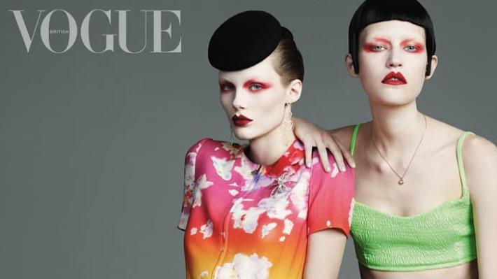 Омичка появится на обложке модного британского журналаVogue