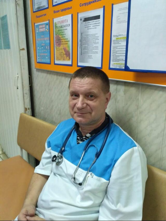 Андрей Геннадьевич проработал в районных больницах 35 лет