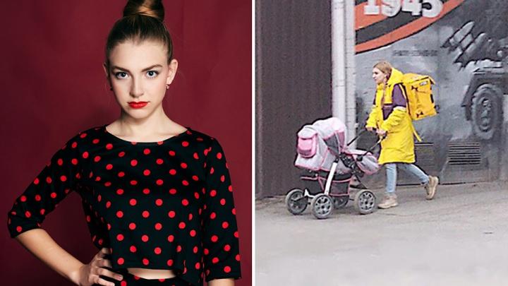 «Просить помощи я не хочу»: как ростовчанка с младенцем стала курьером «Яндекс.Еды»