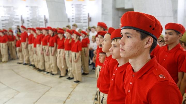 Юные патриоты Волгограда расскажут всему миру о местах боевой славы России