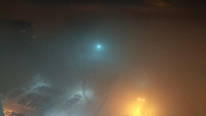 В Минэкологии назвали источники смога в Челябинске