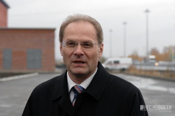 Василий Юрченко стал фигурантом уголовного дела осенью 2014 года
