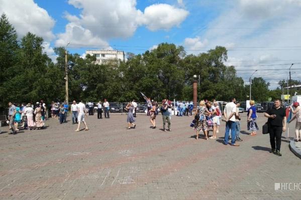 """<a href=""""https://ngs24.ru/news/more/62761751/"""" target=""""_blank"""" class=""""_"""">Сегодня в Красноярске прошёл митинг против повышения пенсионного возраста в сквере Космонавтов</a>"""