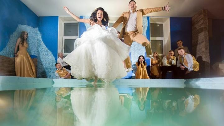 Битва свадебных фотографов - 2: голосуем за самые оригинальные снимки мастеров из Екатеринбурга