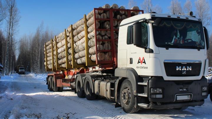 В декабре уволят 77 сотрудников скандального омского деревообрабатывающего завода