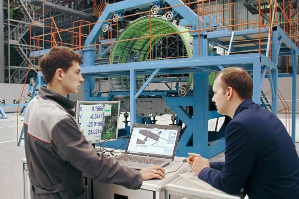 На нижегородском заводе будут делатьфюзеляжи, финальная сборка пройдёт на другом предприятии