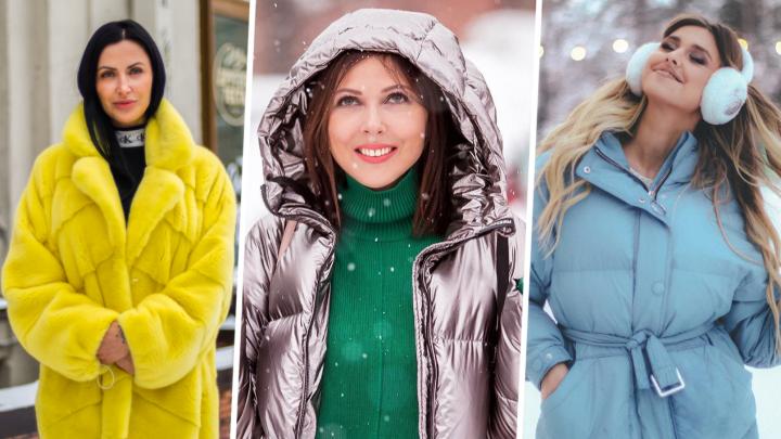 Мода с улиц: 8 ярких красоток на фоне серых городских пейзажей — их не смущает внимание прохожих