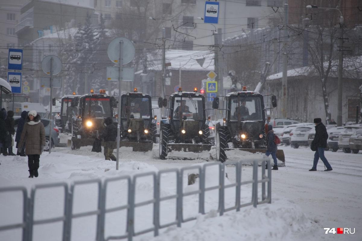 «Южуралмост» отвечает за состояние 346 улиц Челябинска