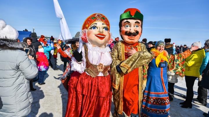 «Сибирская Масленица» приглашает участвовать в конкурсе скворечников