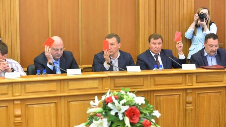 Разбор думы: в чьих интересах работают депутаты Екатеринбурга