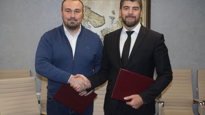 Объединили усилия: в Архангельске пообещали создать благоприятные условия для строительного бизнеса