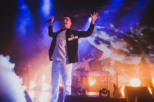 Известный хип-хоп-исполнитель прилетит в Екатеринбург, чтобы выступить перед конкурсантами и всеми зрителями решающего питчинга стартап-реалити 27 декабря