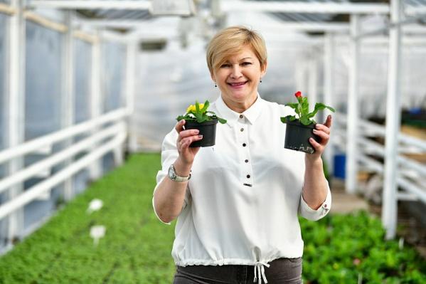 Первые цветы украсят улицы Ярославля в начале мая