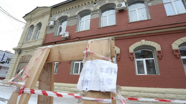 «Это величайшая глупость»: старинному особняку в Челябинске устроили «евроремонт»