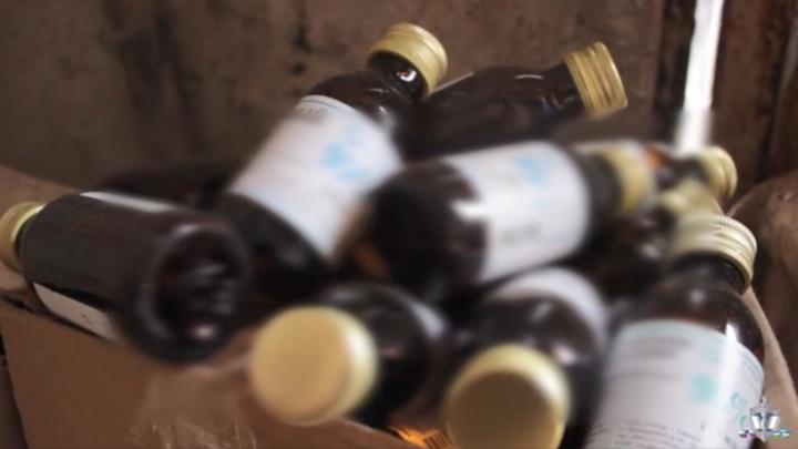 Больше 20 тысяч литров нелегального спирта уничтожат судебные приставы Башкирии