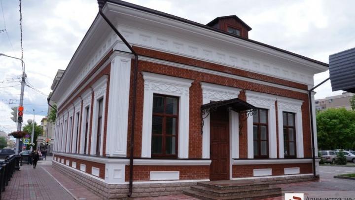 В Уфе сдали в эксплуатацию восстановленный с нуля дом Бушмариных