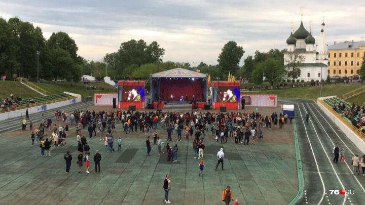 Ярославские чиновники хотят перенести День города (опрос)