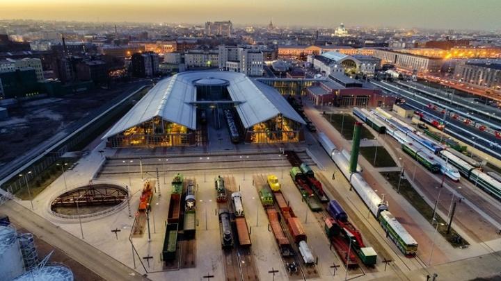 III Всероссийский конкурс «Корпоративный музей» пройдет в Музее железных дорог России в Санкт-Петербурге