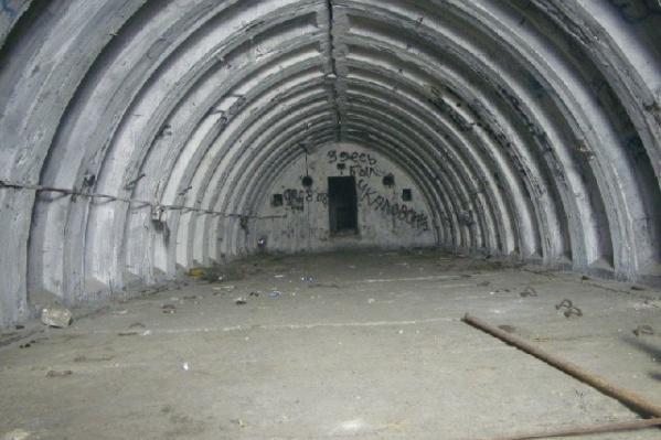 Убежище в Мухиной балке — культовое место для многих жителей Ростова и Аксая<br>