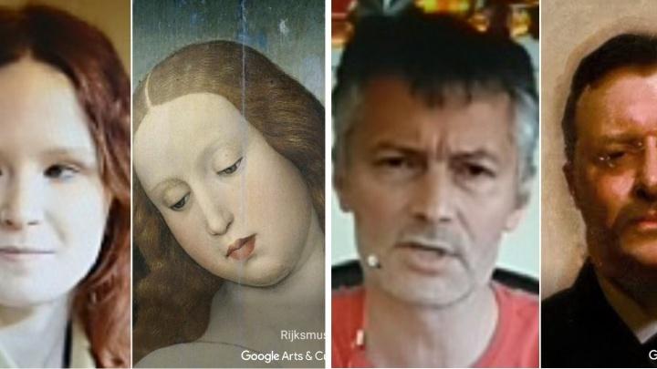 Музейные двойники: на каких картинах встречаются Ройзман, Никитчук и Монеточка