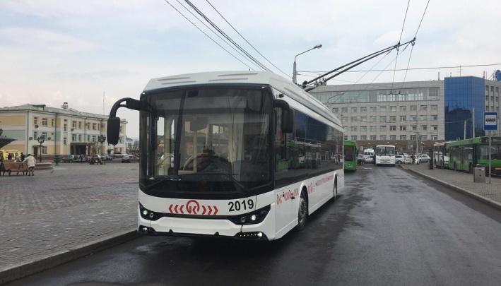 Одобрено повышение стоимости проезда в электротранспорте Красноярска