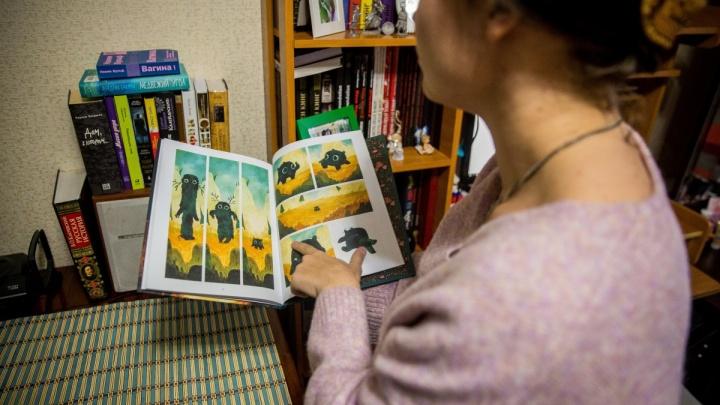 Дом тысячи страниц: 4 новосибирца показали семейные библиотеки